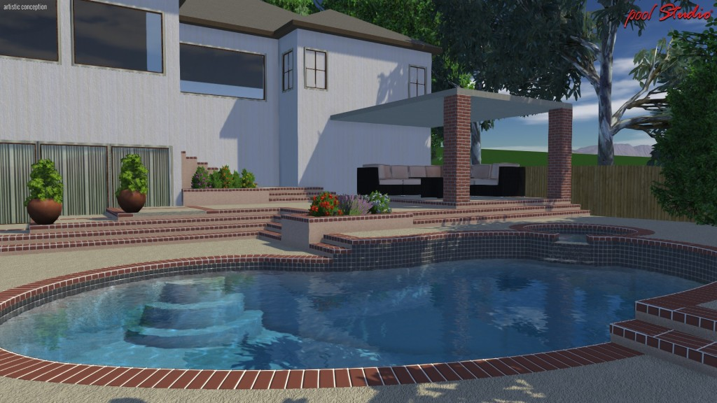 pool design concepts hansen pool construction