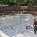 Walnut Pool Construction