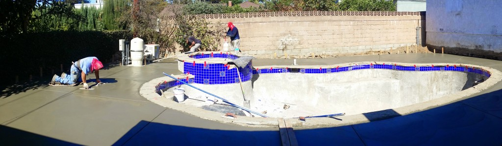 Glendale Pool and Spa Construction - Hansen Pool Construction