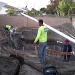 Garden Grove Pool Construction