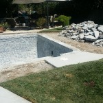 West Covina Pool Remodel